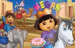 The 2 cousins Dora & Diego