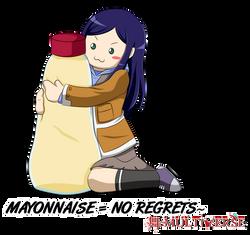Mayonnaise addict Kuga by Krystal of Nol