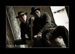 Carl Wyatt & Archie Lee Hooker