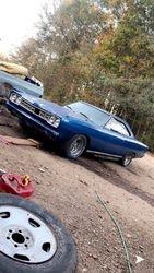34. 68 Plymouth roadrunner