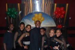 SD Company with Councilman Mike Gipson