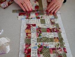 Sue's woven Vintage piece