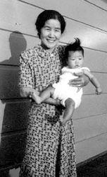 Grandma Umeko and Me