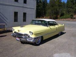11. 55 Cadillac coupe deville