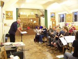 Rehearsal - May 2007