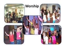 Amazing Worship Time