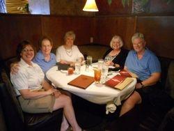 Connie, Jackie, Deb, Reeda & Jan