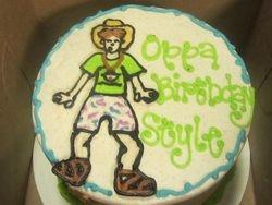 Gangnam Style Birthday