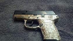 Kel Tec 9mm in Digi