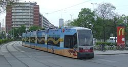 Vienna ULF Type B at Morzinplatz