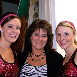 Miss Rachel, Miss Lisa, Miss Jenny