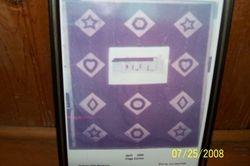 1998Raffle Quilt