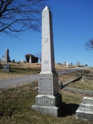 Brig. Gen. William Terry Grave 1