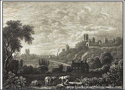 Dudley Castle view.c1833.