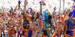 TRINIDAD CARNIVAL FESTIVAL