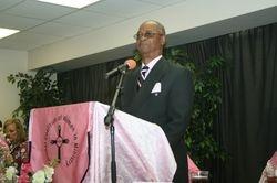 Pastor Juan D. Shipp