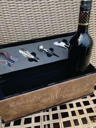 Laser Wine Box