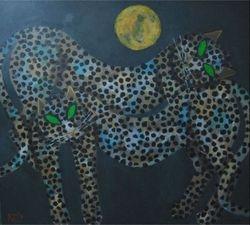 Dua Macan dan Bulan, 1998
