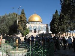 Lugar Santo del Templo