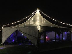 Exterior Marquee Fairy Lights