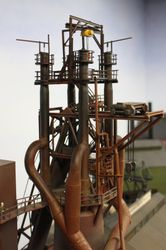 Blast Furnace top works
