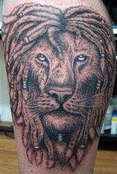 Mac's Rasta Lion