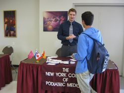 The New York College of Podiatric Medicine