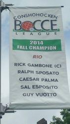 2014 Fall Champs - Rio