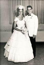 Patricia Dettloff and Brian McCarroll