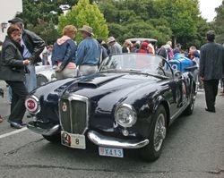 1955 Lancia Aurelia B24S 'America' Spider