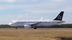 Air New Zealand Airbus A320 ZK-OJH
