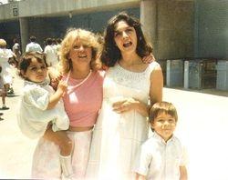 Robin & Virginia 1986