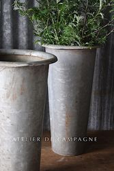 #27/155 FRENCH FLOWER BUCKETS  DETAIL