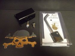 SKULL HITCH SET