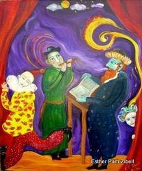 The Purim Rebbe