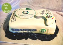 X box360 Cake