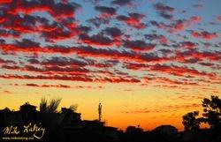 Sunset Jan 4, 2016