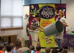 Mad Science Visit