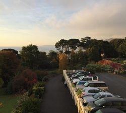 Cliffden Hotel,  Oct 2015
