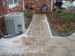 Sidewalk Completed