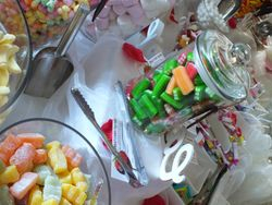 Candy buffet, Rotherham