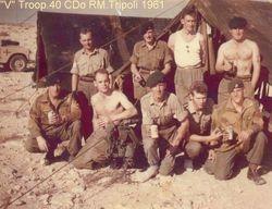 V Troop LibA 1961