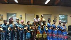MATUNDA YA YESU AFRICAN REFUGEE YOUTH CHOIR