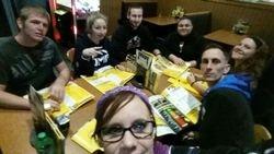 UMG Cali Team Dinner