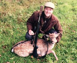 Wills Fallow Pricket