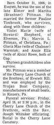 Pittman, Mendell Lot - Part 2