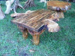 Twin Moose Coffee table
