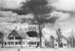 Family homestead, Elmwood, Ma.