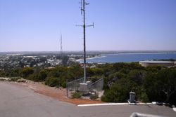 Overlooking Esperance from Wireless Hill