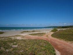 Another beach run